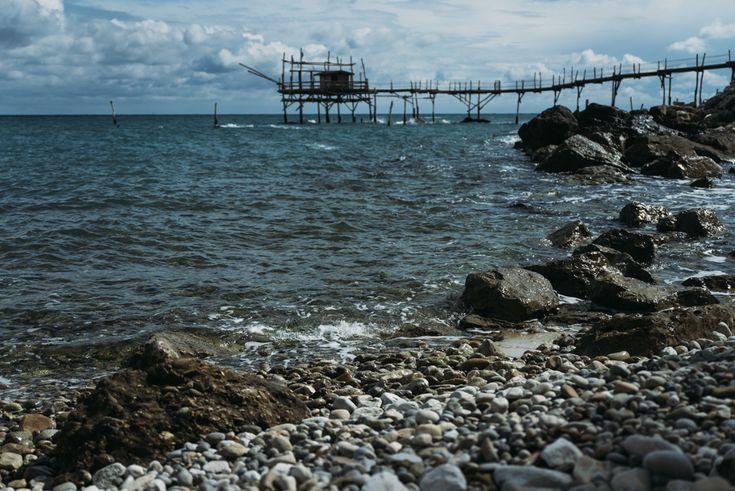 Bagni Vittoria Vasto Abruzzo Italia B&B Photo Branding sea trabocchi
