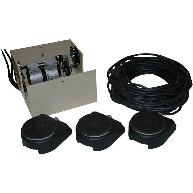 Outdoor water solutions pro 6 electric aeration unit with
