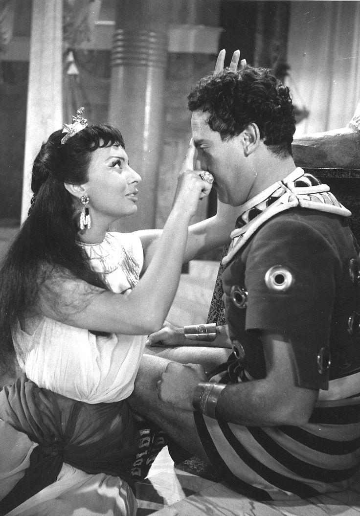 Sophia Loren & Alberto Sordi