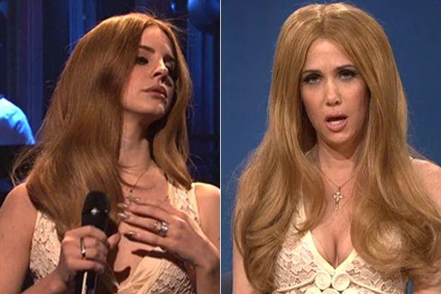 Lana Del Rey Struggles Through Saturday Night Live ...