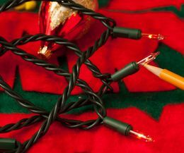 How to Fix Half a String of Christmas Lights That Are Out Christmas, Christmas lights and To fix