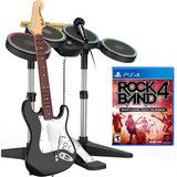 Rock Band 4 Band-in-a-Box Bundle - PlayStation 4, Multi, RB491267
