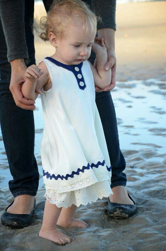 Super cute sailor's dress!