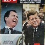 La campaña electoral que revolucionó la historia fue la de JFK a partir de su debate televisivo.