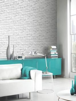 1000 ideas about brick wallpaper on pinterest brick for Bloody bay wall mural