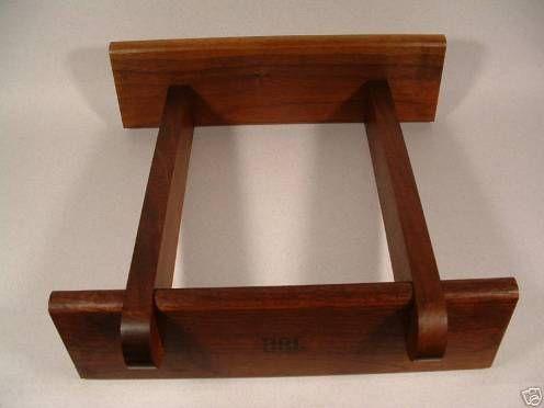JBL wooden speaker stands - dimensions?