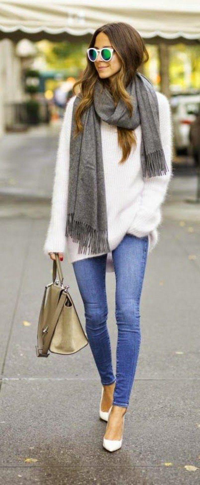 Skinny Jeans kombinieren: SO stylen Modeprofis jetzt die Röhre! – 4 more