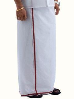 100 % Quality Cotton Dhoti Shop Online - Ramraj Cotton http://www.ramrajcotton.in