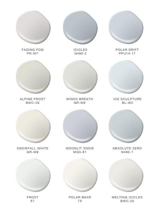 144 Best Paint Colors Images On Pinterest Bathroom Color Palettes And Exterior Colors