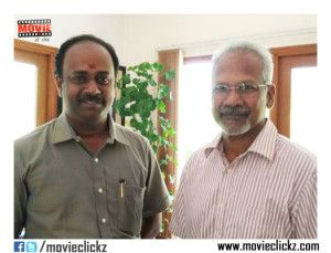 Thenandal and Mani Ratnam team up!