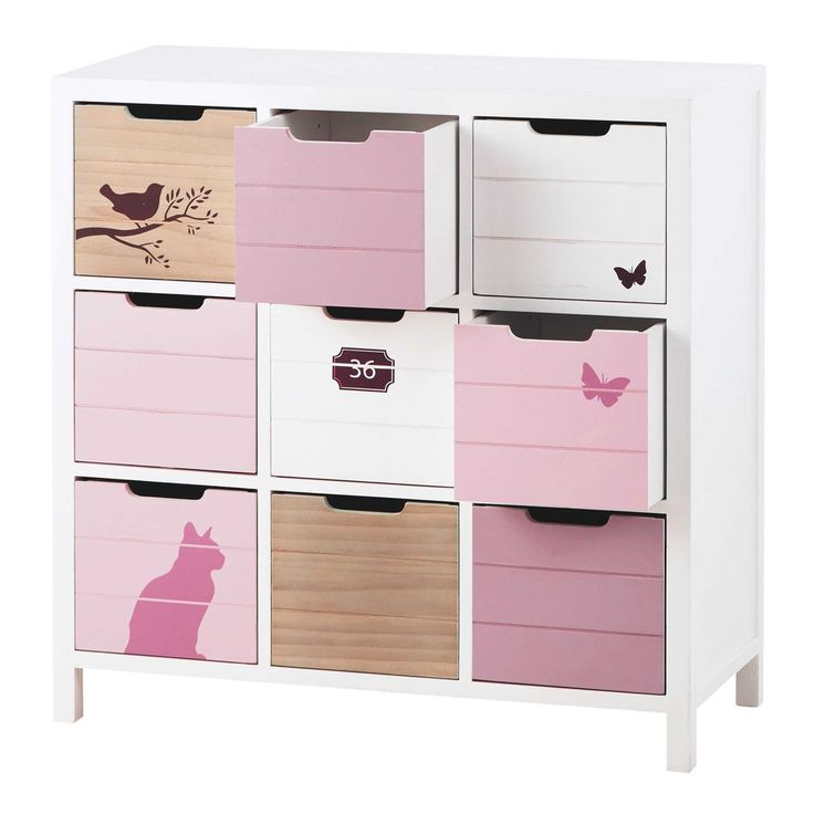 1000 ideas about maison du monde enfant on pinterest - Meuble rangement jouet fille ...