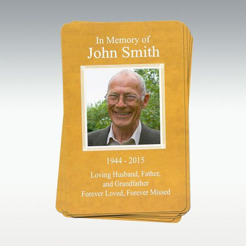 The  Best Memorial Cards Ideas On   Memorial Cards