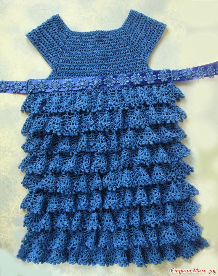 Очень красивое платье для девочки.. Обсуждение на LiveInternet - Российский Сервис Онлайн-Дневников