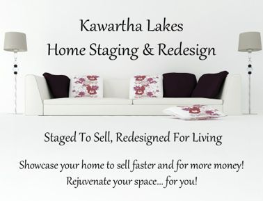 Welcome to Kawartha Lakes Home Staging & Redesign