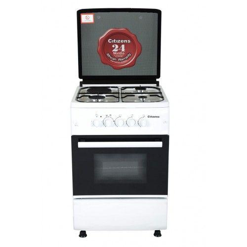 Citizens CF-6631-WOGIT 60x60 Free Standing Gas Cooker 3Gas+1Elect  Joy series