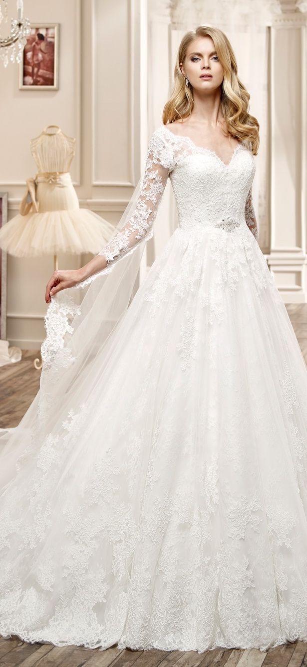 Boat neck lace wedding dress october 2018  Bilder zu Wedding day auf Pinterest  Comer See Seen und Italien