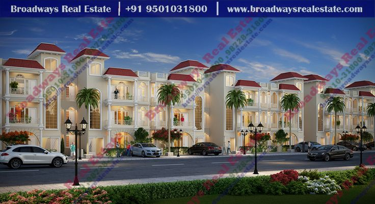TDI Connaught Residency Mohali is a 3BHK independent luxury floors situated in sector 74-A Mohali (Ground + 2) on 200 feet wide airport ring road. TDI Connaught Residency 3BHK Apartments is a gated community along with 3 tier security and every apartment is enabled with high-tech and super-fast Wi-Fi connectivity so that you stay connected 24x7 and enjoy your own sweet world here. Every exclusive floor at TDI 3bhk Connaught Residency opens out to a balcony with a beautifully landscaped vista…