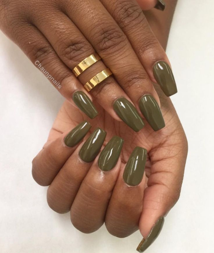 How To Make Olive Green Nail Polish: Pussyxpalmtreesss: Yeezys-girl