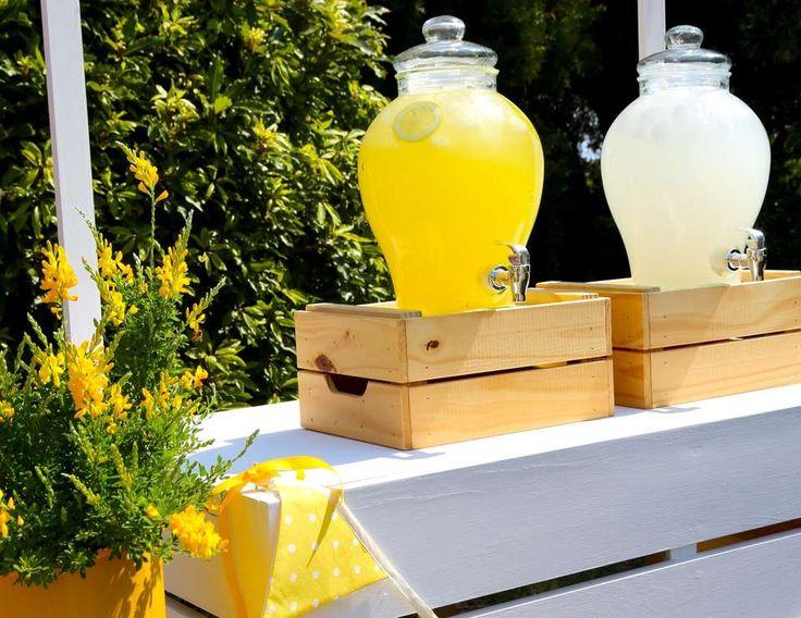 Jack's Lemonade Stand Fundraiser