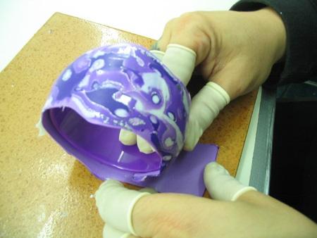 Aula Passo à passo - Pulseira em Mokume Game - Especialidade: Cerâmica Plástica. Artesanato na Rede - o MELHOR Portal de Artesanato na internet do Brasil