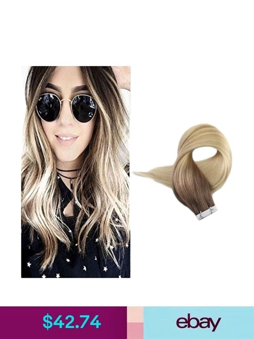Full Shine Hair Extensions Ebay Health Beauty Ombrehair Ombre