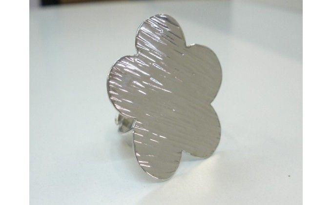 D 25  Χειροποιητο ασημενιο δαχτυλιδι