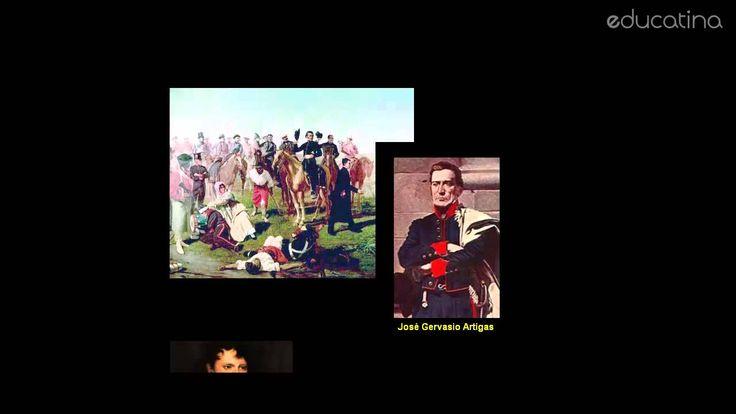 Uruguay: 18 Mayo 1811. Batalla de las Piedras - Fechas patrias - Educatina