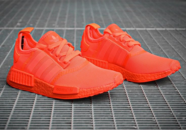 Next weekend, adidas Originals will officially release colored boost models of…