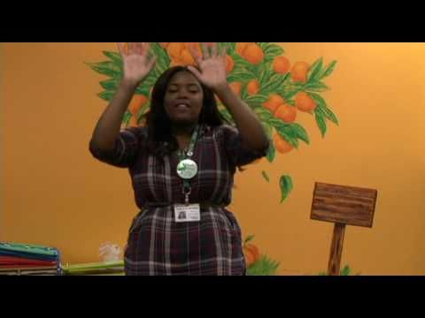 Songs and rhymes from the San Bernadino County Library (videos)