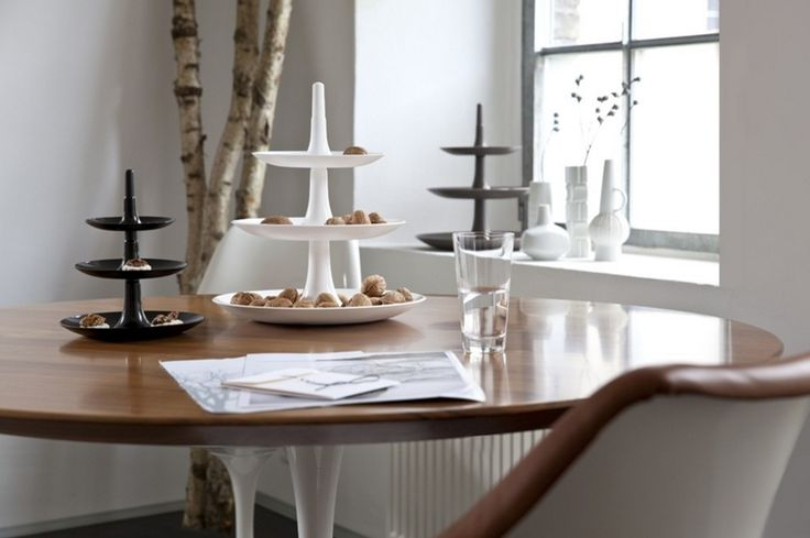 Koziol Etagere 3 Laags Mintgroen/Koelgrijs/Wit - Cookinglife