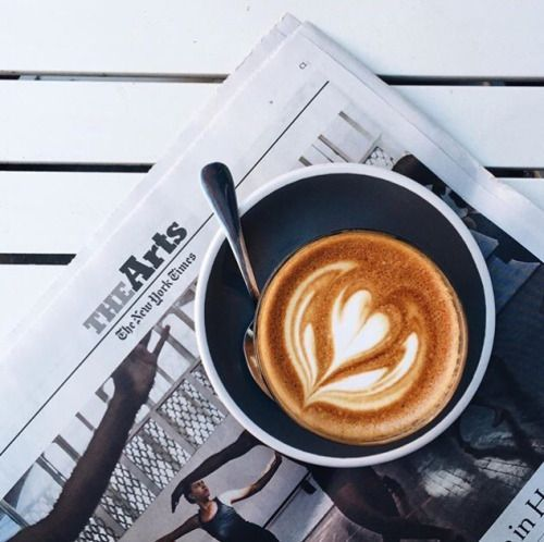 Coffee & Papers