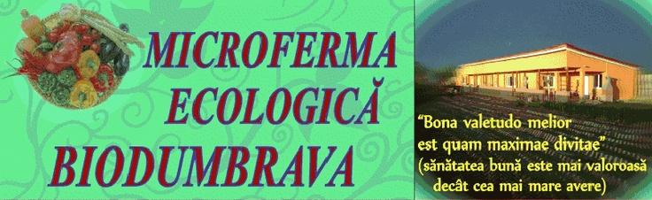 Microferma ecologica Biodumbrava