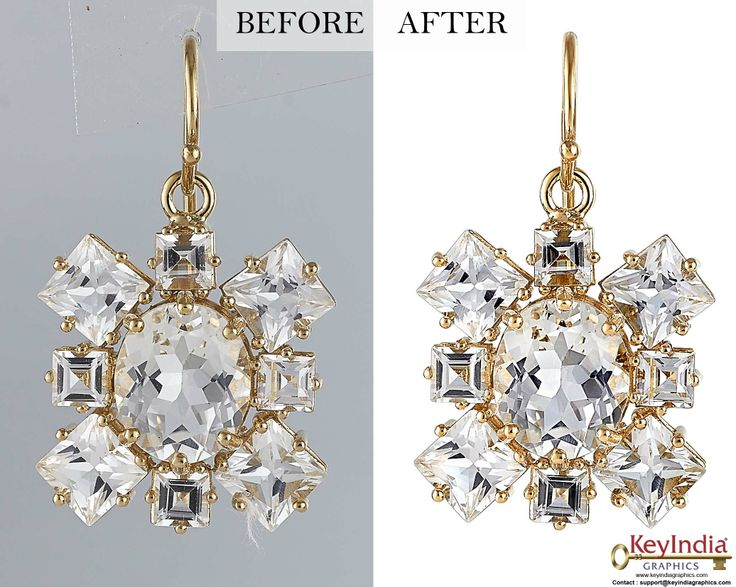 Jewelery Photo Retouching By KeyIndia Graphics