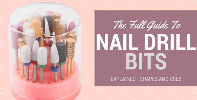 Electric Nail File Bits Explained