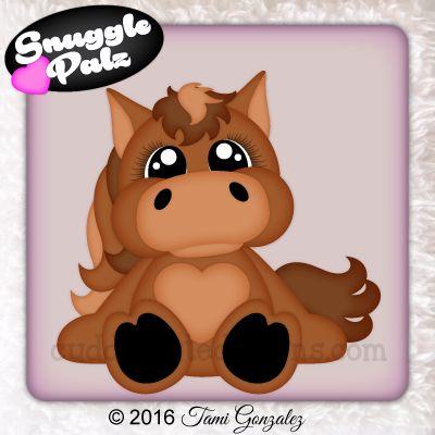 Snuggle Palz Horse