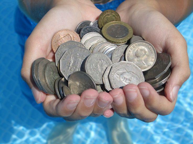 deep sea treasure hunt | swimming pool games for kids | swimming pool party games