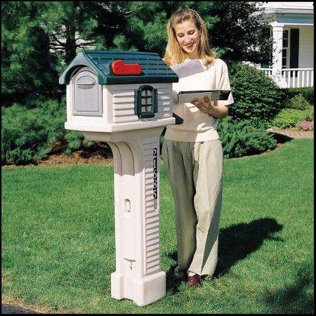 Step 2 Villager Mailbox : Target