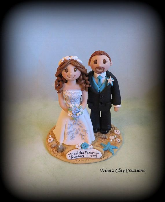 Hey, I found this really awesome Etsy listing at https://www.etsy.com/listing/205524401/wedding-cake-topper-custom-wedding