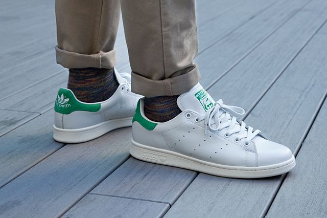 ADIDAS STAN SMITH (NEO WHITE/FAIRWAY) | Sneaker Freaker