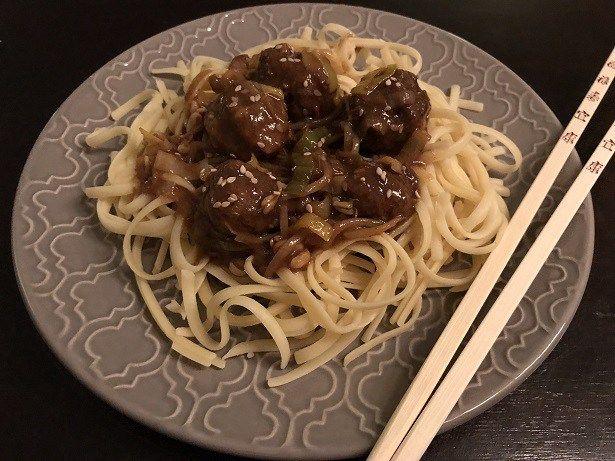 Beef Shanghai, gluten- en lactosevrij
