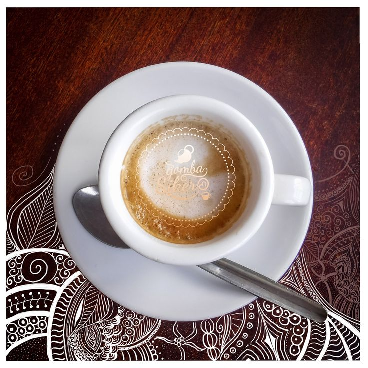 Kávé s mandala 3. #applepencil #mandala
