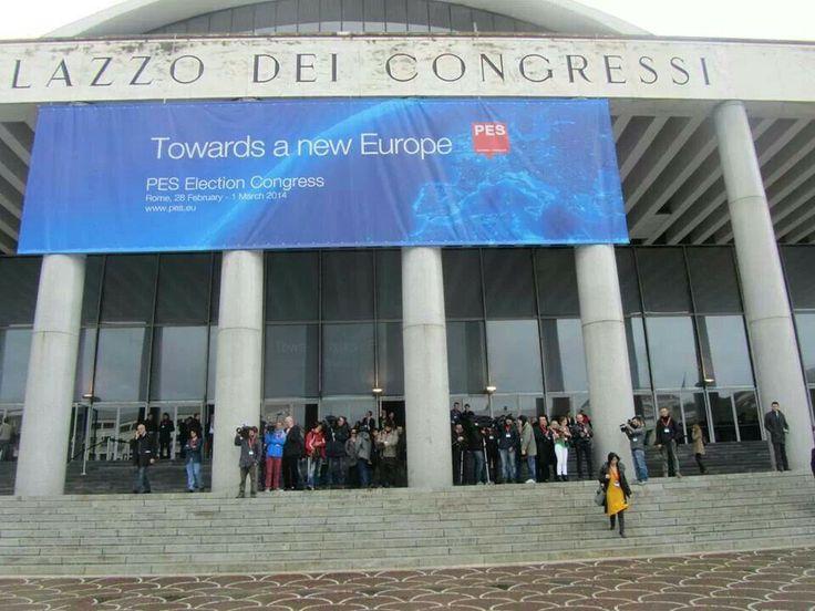 PES congress,  Rome