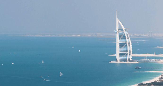 Les om Dubai på www.ticket.no/blogg