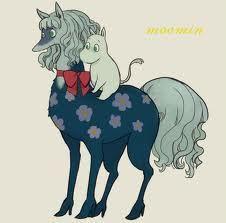 Primadonnans häst