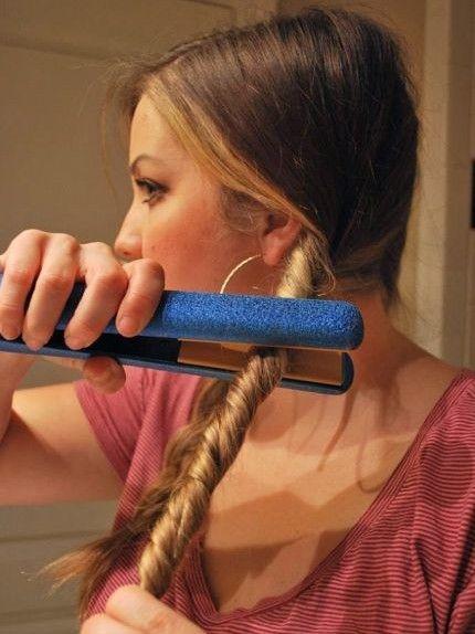 Boccoli e ricci con piastra: 4 metodi veloci e semplici per realizzarli