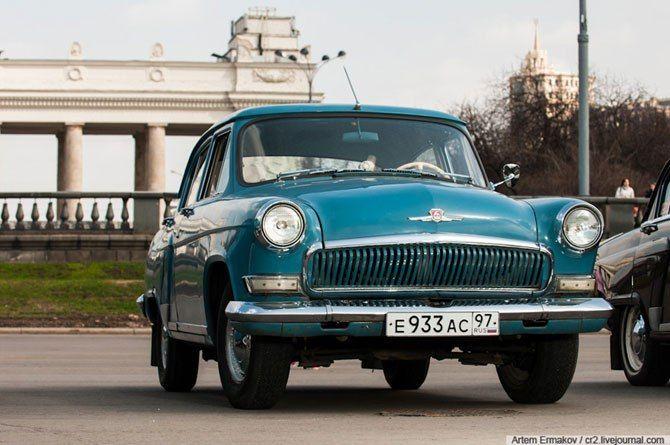 GAZ-21 *VOLGA*
