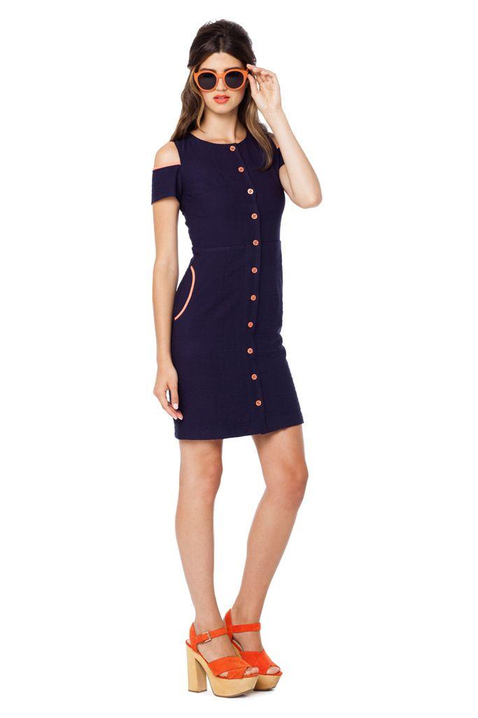 Robe VIDA dress - PE/SS16 Annie 50