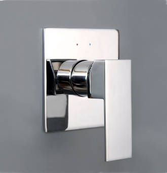 Plumb'In - Aquatica - Oblio Shower Mixer $259.99