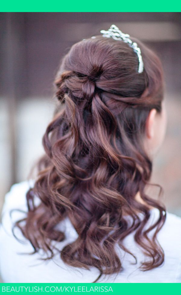 daddy daughter dance hairstyles