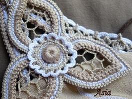 Irish Crochet Site with videos